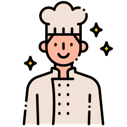 Male Cook